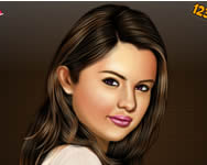 Selena Gomez a year without rain makeover